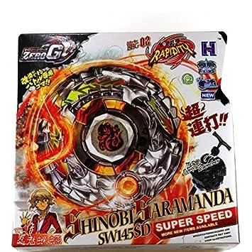 zero g Ninja Salamander - Peonza la serie BeyBlades 4d ...