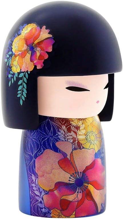 Kokeshi Kimmidoll 6cm Nouvelle Edition Kyoka Happiness Version Anglaise