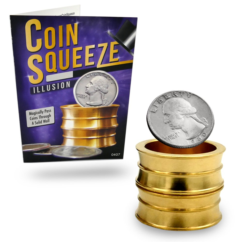 Magic Makers Coin Squeeze Illusion with Online Learning