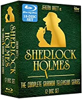 Sherlock Holmes: The Complete Series [Blu-ray] from MPI HOME VIDEO