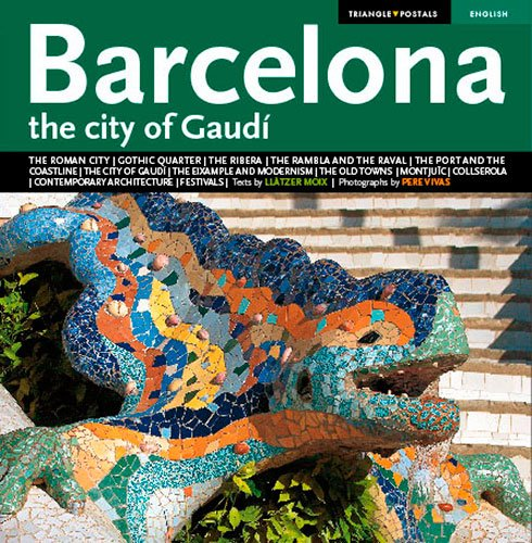 Barcelona is a mosaic of landscapes and atmospheres: the port and the Rambla, the Gothic route around Ciutat Vella, the Eixample, Modernism and Gaudí, the Olympic urban planning, museums and sculptures, leisure and night life. A complete visual repo...