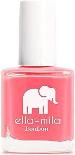 product image for ella+mila Nail Polish, BonBon Collection - Sweet Tooth