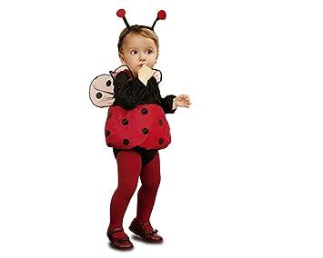 My Other Me Me - Disfraz de mariquita para niña, 7-12 meses (