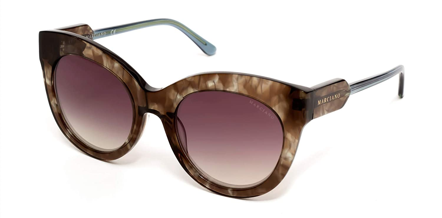 gradient or mirror viole Sunglasses Guess By Marciano GM 0787 56Z havana//other