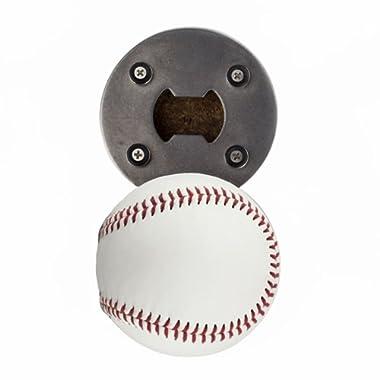 The BaseballOpener - Bottle Opener made from a Real Baseball