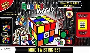Rubik's Magic Mind Twisting Set – Includes 200+ Tricks