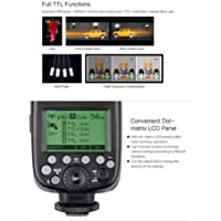 Godox Thinklite TT685 TTL Flash for Sony Cameras (Black)