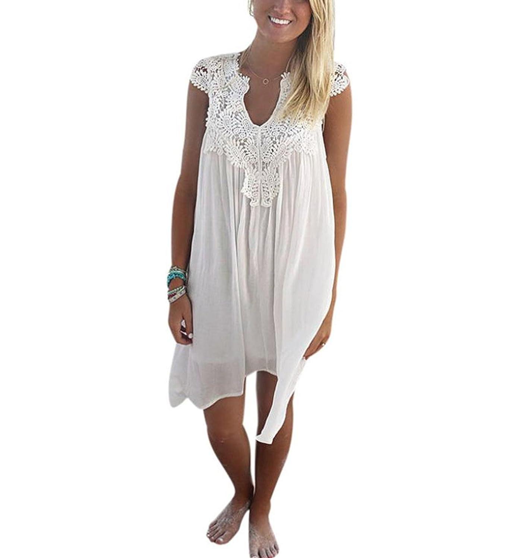 ●日本正規品● BSGSH DRESS DRESS レディース Large B079S2SHSH ホワイト BSGSH B079S2SHSH, S.sakamoto:7b1ef645 --- svecha37.ru