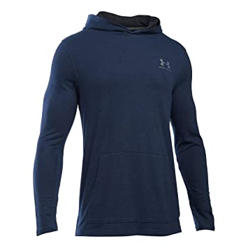 Under Armour Triblend L/S Jersey Po Sudadera, Hombre: Under Armour: Amazon.es: Deportes y aire libre