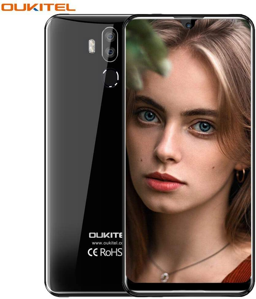 Oukitel K9 4G Smartphones Libres 7.12