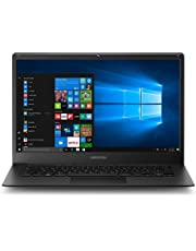 MEDION E4241 35,6 cm (14 Zoll) Full HD Notebook (Intel Atom x5-Z8350, 4GB RAM, 64GB Flash-Speicher, Intel HD-Grafik, Win 10 Home)