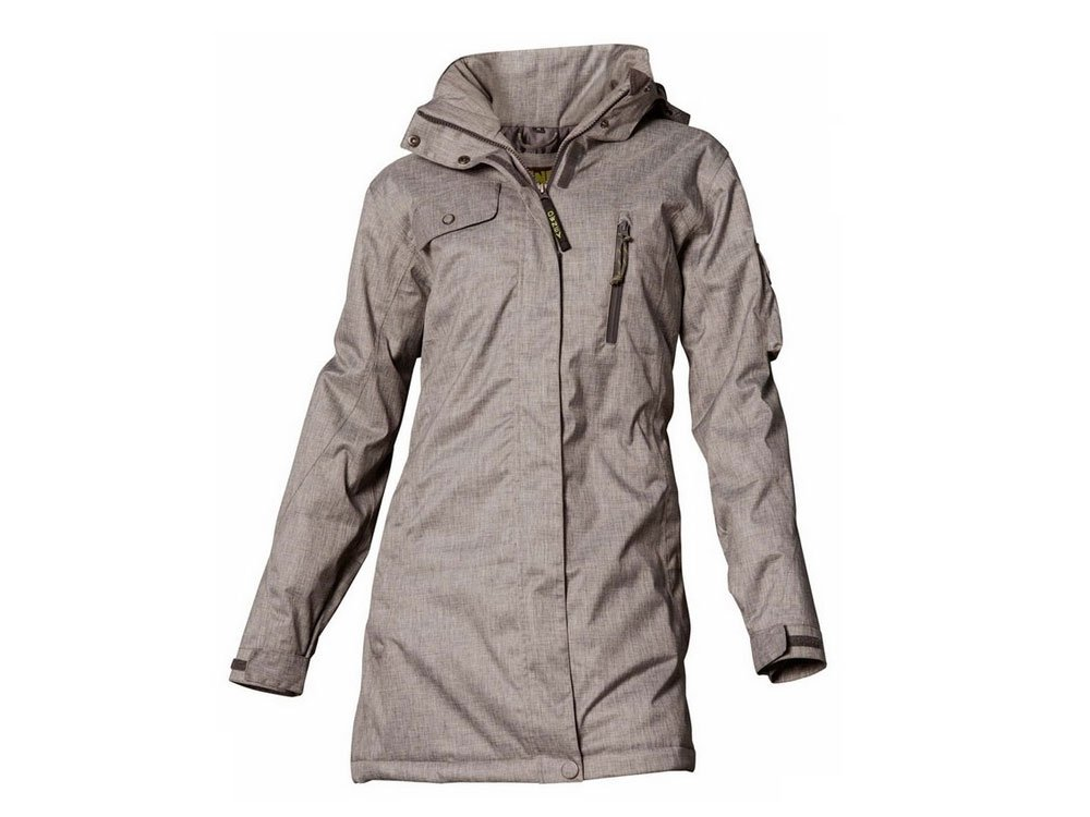 Owney Arctic Parka Damen- Winterparka Parka Jacken Damen Owney Winterjacken light brown XS - 3XL