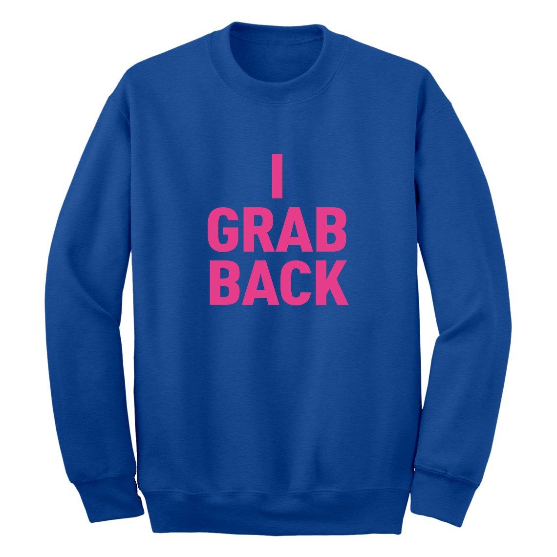 Indica Plateau I Grab Back Unisex Adult Sweatshirt