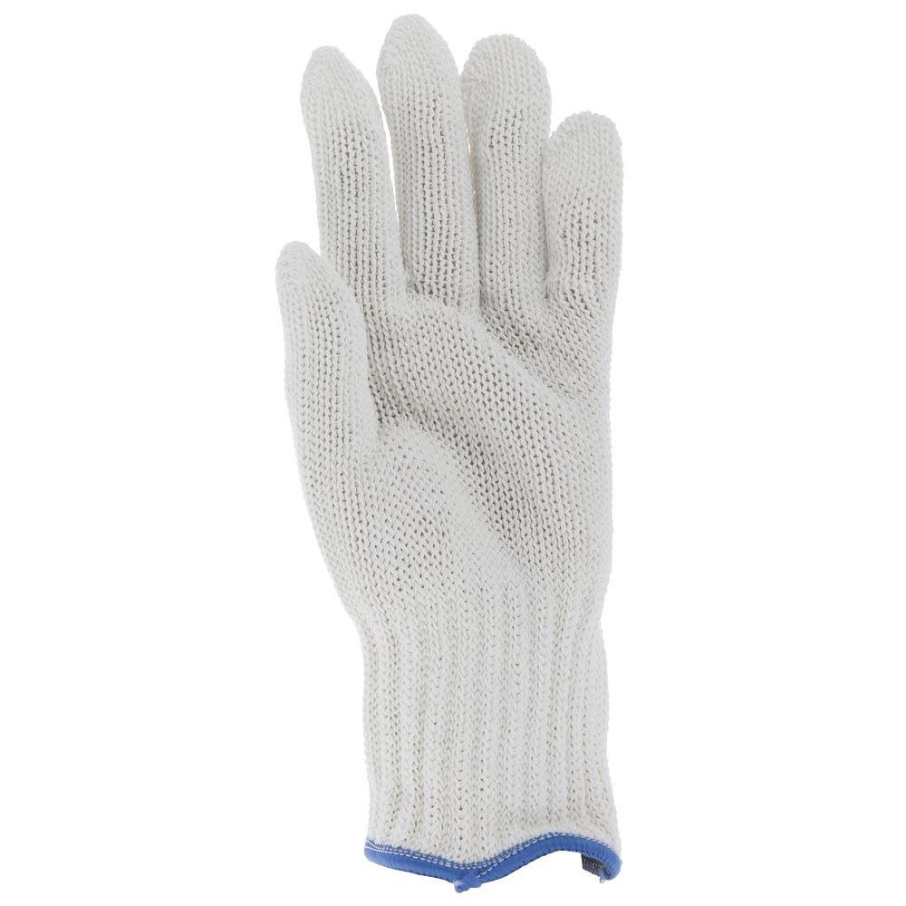 Whizard Knifehandler Cut-Proof Gloves ANSI Level 5 Size Medium Natural