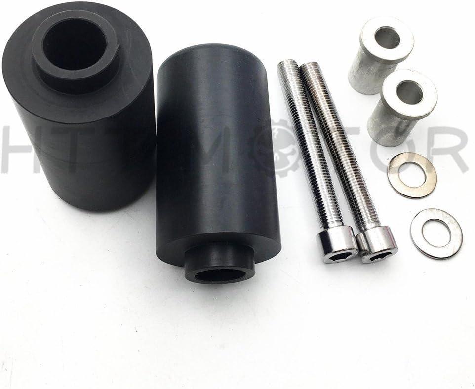 color negro Protector contra ca/ídas para Honda Fireblade 900RR y CBR 900 RR de 1993-1999