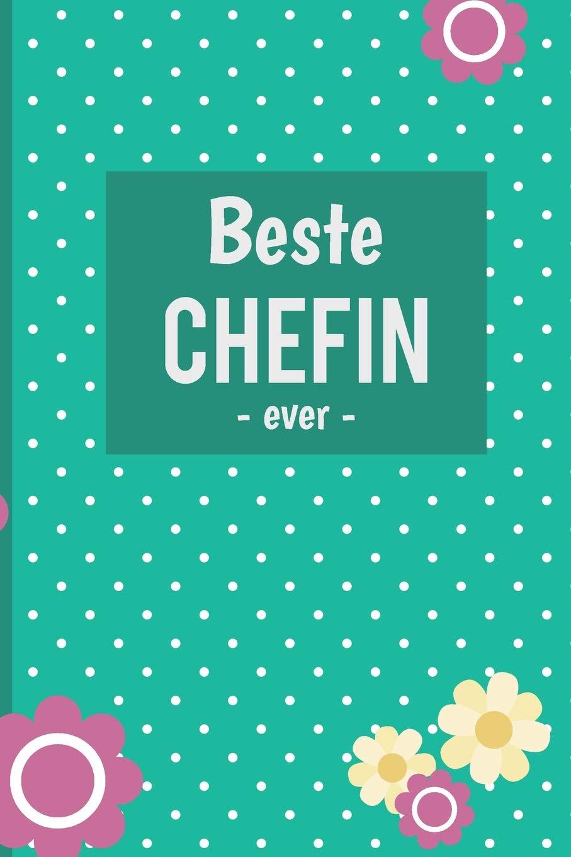 Beste Chefin Ever Blanko Notizbuch 120 Seiten