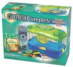 Ware Manufacturing Critter Universe Carefresh Dwarf Hamster Cage Kit