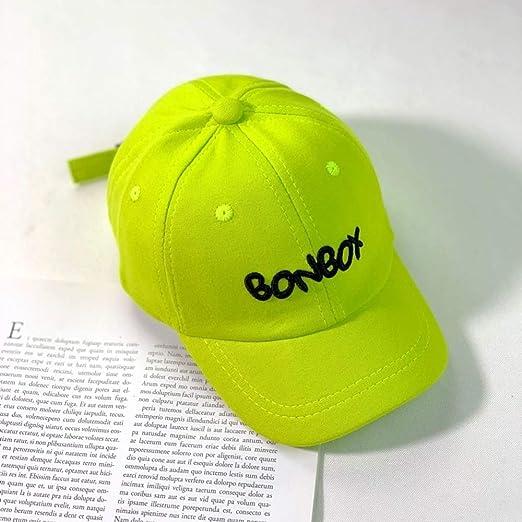 mlpnko Sombreros para niños, niños y niñas, Letras de algodón de ...
