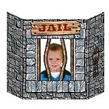Jail Photo Prop Party Accessory (1 count) (1/Pkg)