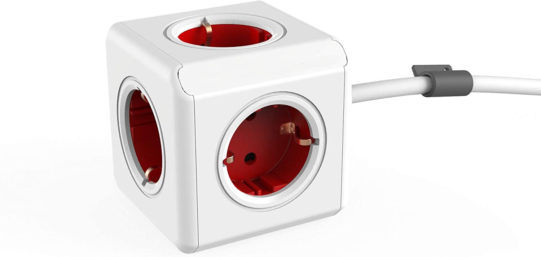 Dr Bott Power Würfel Extended Steckdosenwürfel Mit 5 Elektronik