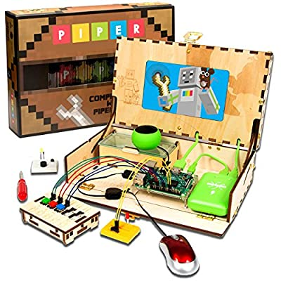 Piper Computer Kit | Educational Toy that Teaches STEM and Coding through Minecraft