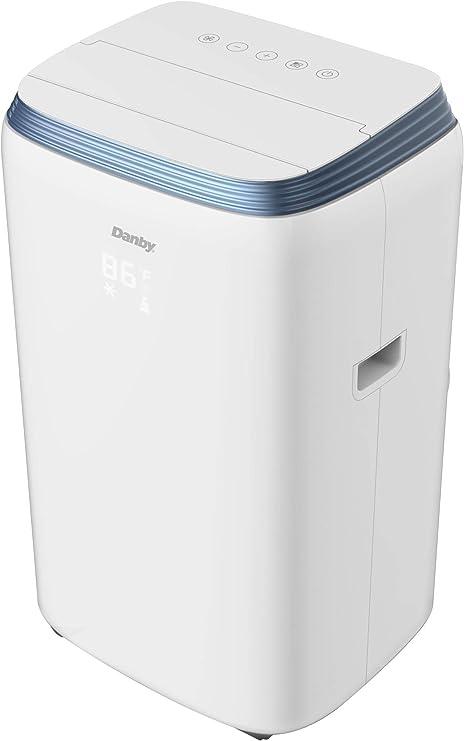 Amazon Com Danby Portable Air Conditioner 14 000 Btu White Home Kitchen