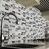 3D Self Adhesive Wall Tiles Clever Tiles Glitter Mosaic Self Adhesive Tiles