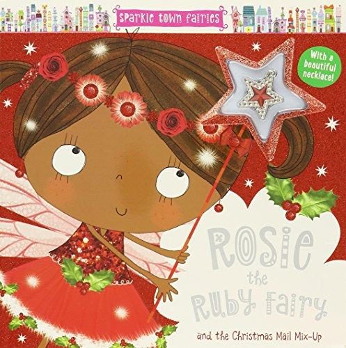 - Sparkle Town Fairies Rosie the Ruby Fairy