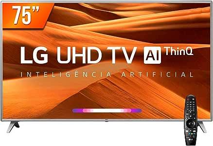 Smart TV LED PRO 75'' Ultra HD 4K LG 75UM751C0SB.AWZ 4