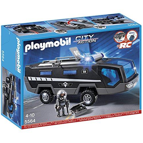 Rc Unit (PLAYMOBIL Tactical Unit Command Vehicle Building Kit)