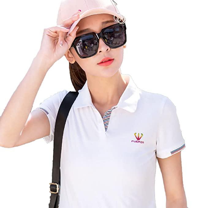 HM. Camisa De Polo De Las Mujeres Camisa De Polo De Los Deportes De La