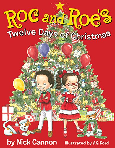 Roc and Roe's Twelve Days of Christmas