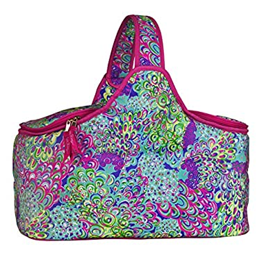 Lilly Pulitzer Lilly's Lagoon Party Cooler, Multicolor