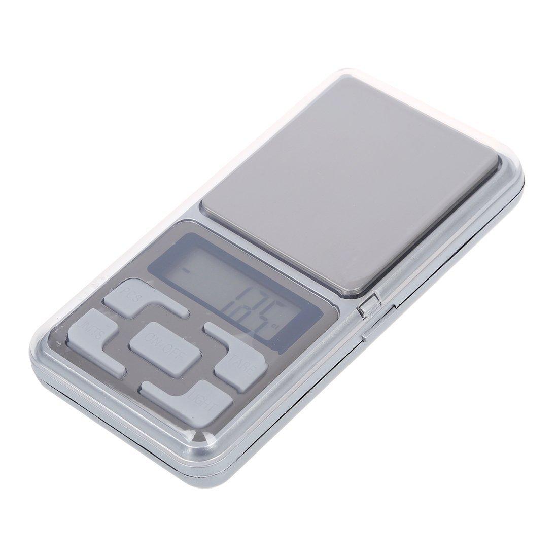SODIAL(R) Mini Bascula Balanza Digital 0.01g a 100g LCD Electronico Precision LEPEA2601