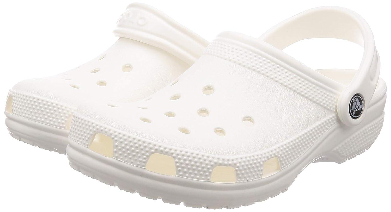 95ea67d1d66af Crocs Classic Clog Adults, White, 14 M US Women / 12 M US Men
