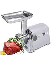 Yosoo 1600W Eléctrico Industrial Molinillo de Carne Máquina de Picar Carne Máquina de Hacer Salchichas w