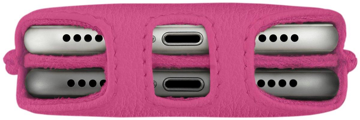ullu Sleeve for iPhone 8 Plus/ 7 Plus - Indian Pink Pink UDUO7PPL07 by ullu (Image #4)