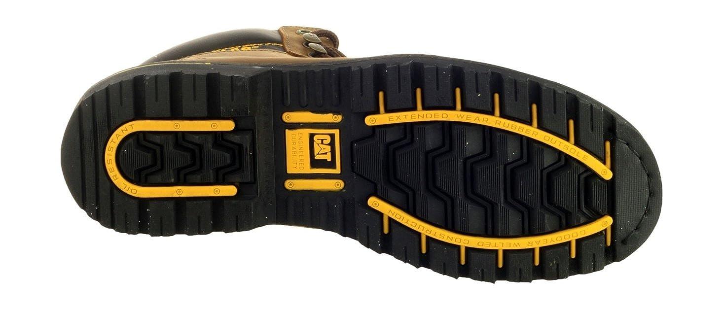 Caterpillar Herren Holton Sb Sb Holton Sicherheitsschuhe Brun b63110