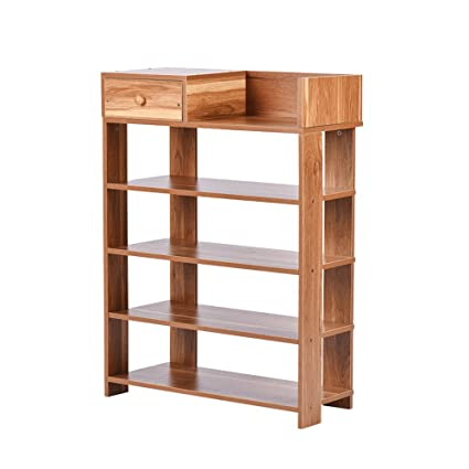 Shoe Rack Multifunctional Modern Minimalist Wooden Shoe Rack Living Room  Bedroom Large Capacity Locker With Drawer