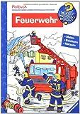 Feuerwehr (Wieso? Weshalb? Warum? Malbuch) (Wieso? Weshalb? Warum? Malen, spielen und rätseln)