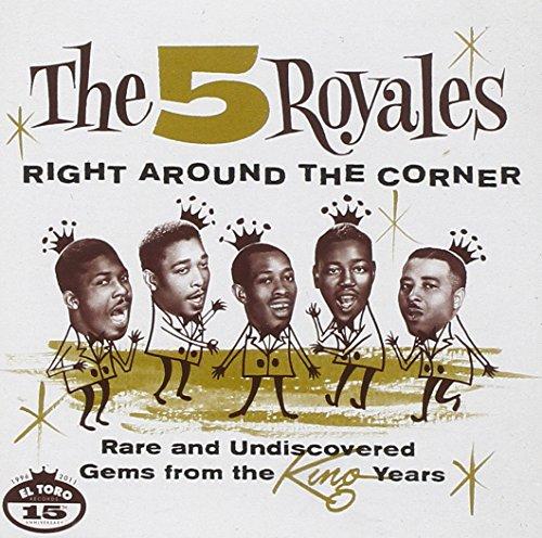 Right Around the Corner Rare & Undiscovered Gems - Royale Corner