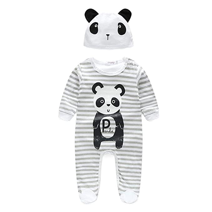Amazon.com: Conjunto de ropa para recién nacido con ...