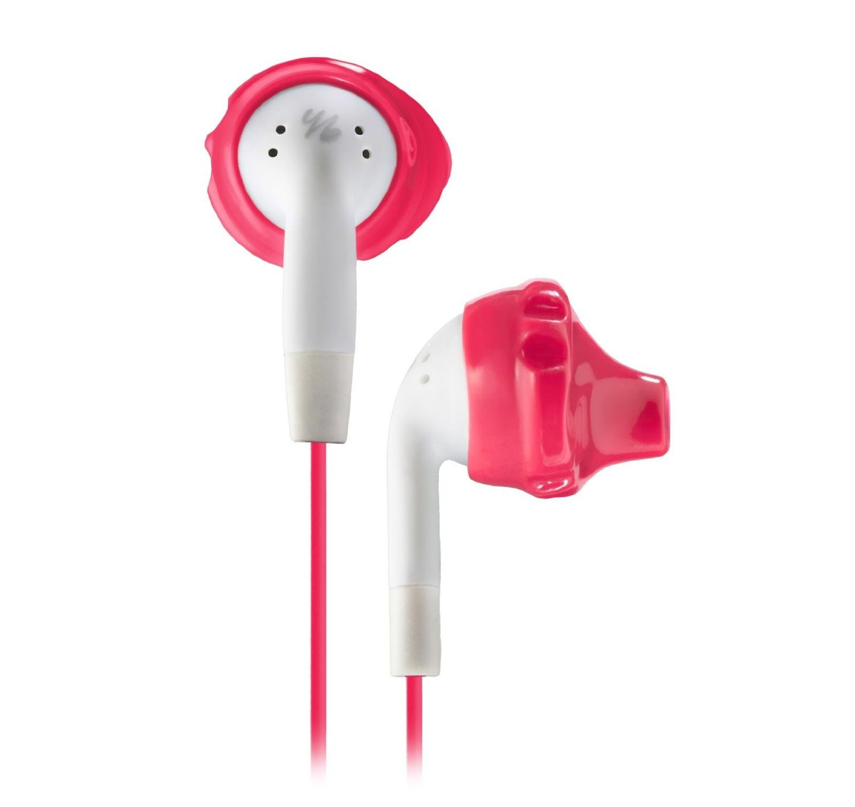 Yurbuds Inspire 100 in-Ear Headphones, Pink