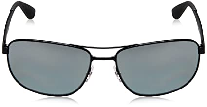 cb9ac02fae Ray-Ban Mens 0RB3528 Square Sunglasses