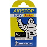 Michelin AIRSTOP BTT JUNIOR - Camara de bicicleta 37/54-390/406 Standard