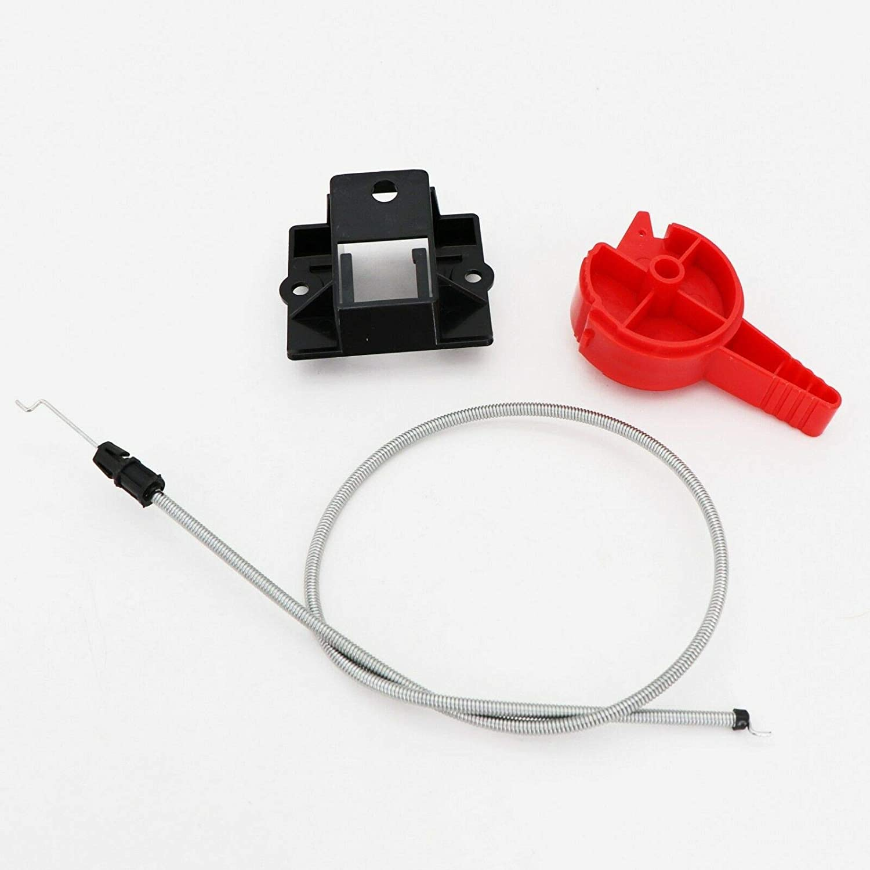 AM117953,AM121092 Partman Throttle Cable for John Deere AM121507 GT242 GT262 GT275 LX172 LX173 LX176 LX186 LX188 Replaces AM116477