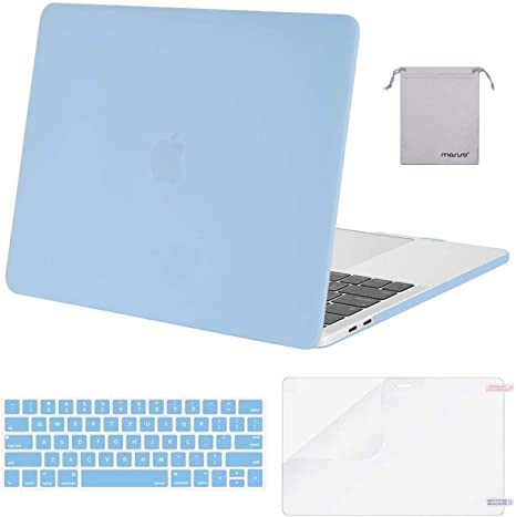 """Carry Bag+Hard Case+Keyboard Cover+Wireless Mouse For Mac Macbook Pro//Air 11 13/"""""""