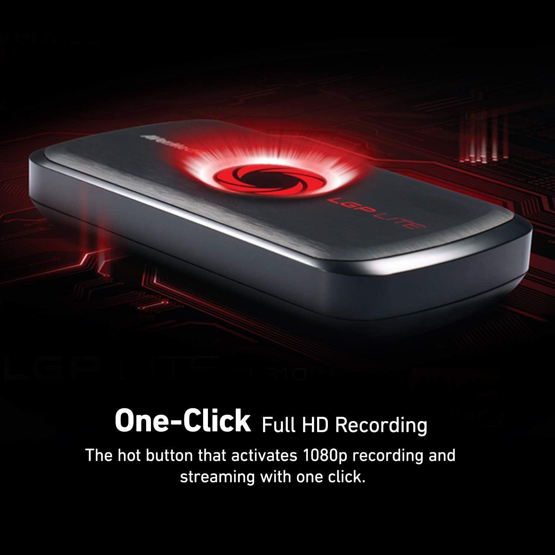 AVerMedia GL310 Live Gamer Portable Lite - Capturadora, YouTube y ...