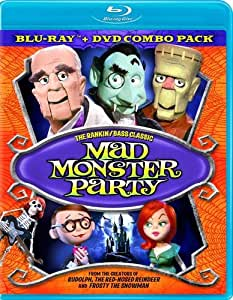 Mad Monster Party [Blu-ray]