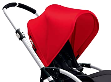 Bugaboo u2013 sunroof Extendable Bee 3 Red  sc 1 st  Amazon UK & Bugaboo - sunroof Extendable Bee 3 Red: Amazon.co.uk: Baby